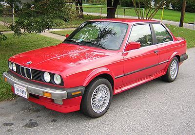 Bobs BMW IX - Bmw 325ix