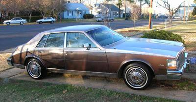 985 Cadillac Seville - Elegance on the Cheap